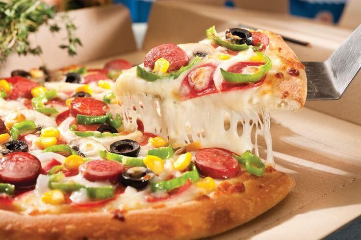 Paneer Cheese Pizza Recipe