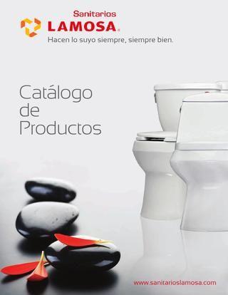 Cat logo de productos lamosa for Modelo de catalogo de productos