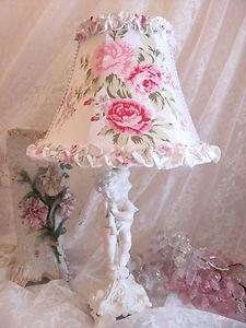 #shabby  Lampshade   eBay store www.shabbyshades.com