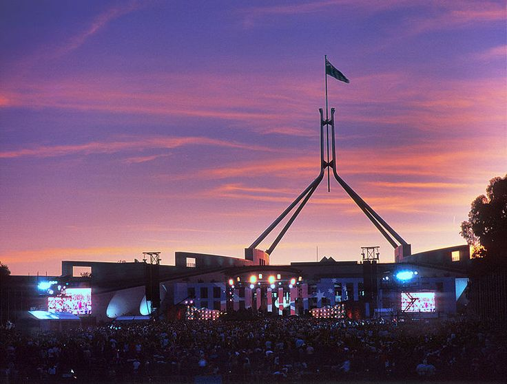 Canberra 2005: Australian of the Year announcements. 25 January.