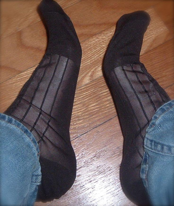 Mens Nylon Socks 77