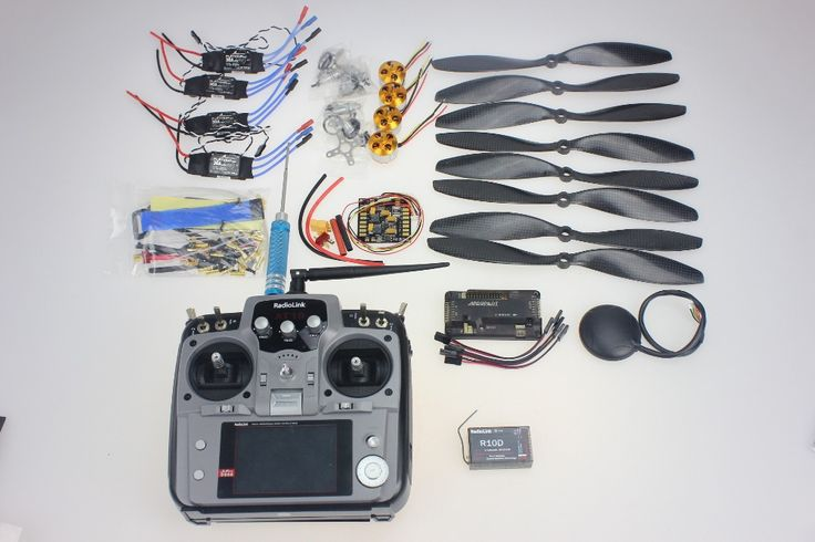F02015-I 4Axis Foldable Rack RC Helicopter Kit APM2.8 Flight Control Board+GPS+1000KV Motor+10x4.7 Propeller+30A ESC+AT10 TX   Tag a friend who would love this!   FREE Shipping Worldwide   Buy one here---> https://zagasgadgets.com/f02015-i-4axis-foldable-rack-rc-helicopter-kit-apm2-8-flight-control-boardgps1000kv-motor10x4-7-propeller30a-escat10-tx/