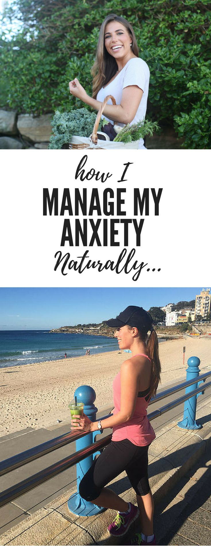 How I manage and treat my anxiety naturally - Lyndi Cohen