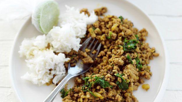 Nepalese pork mince curry recipe - 9Kitchen