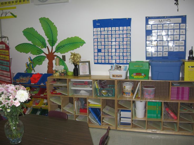 how to set up learning centers in the classroom