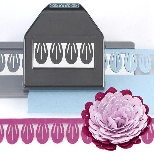 EK Success Carnation Dimensional Flower Punch | eBay