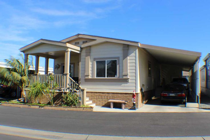 Skyline Mobile Home For Sale in Huntington Beach CA, 92646