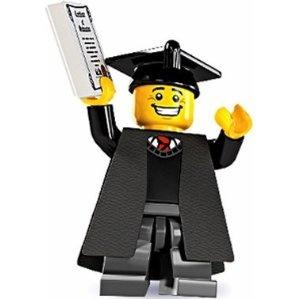 Lego Minifigures Series 5 - Graduate