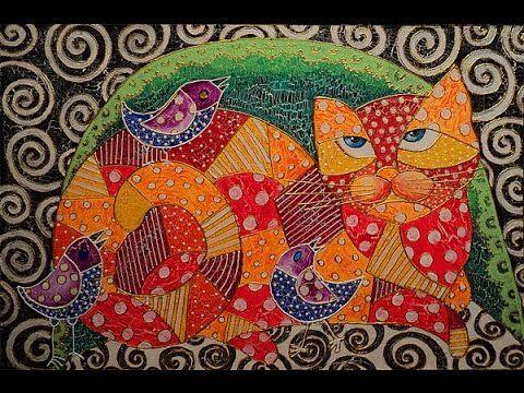 Мои котики..... - Ярмарка Мастеров - ручная работа, handmade
