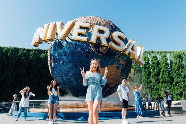 how to go to universal studio japan from kyoto