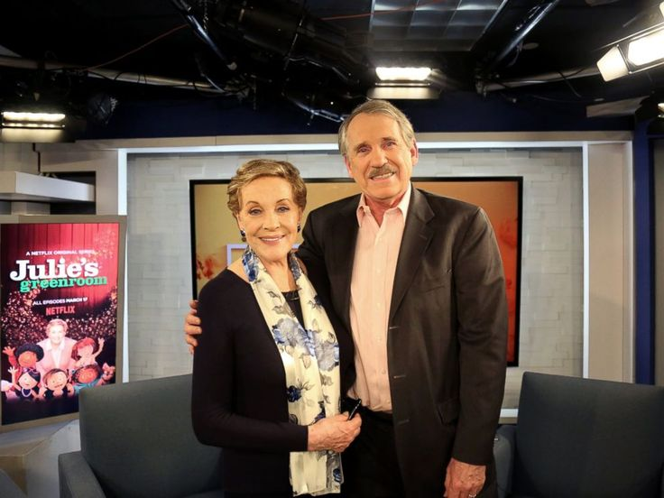 """Julie Andrews is known and adored around the world for her incredible singing voice and for the now iconic characters she's portrayed in films such as """"Mary Poppins"""" and """"The Sound of Music."""" Who among us hasn't belted our own version of """"The Hills are Alive"""" at one... http://usa.swengen.com/julie-andrews-on-new-mary-poppins-movie-casting-of-emily-blunt/"""
