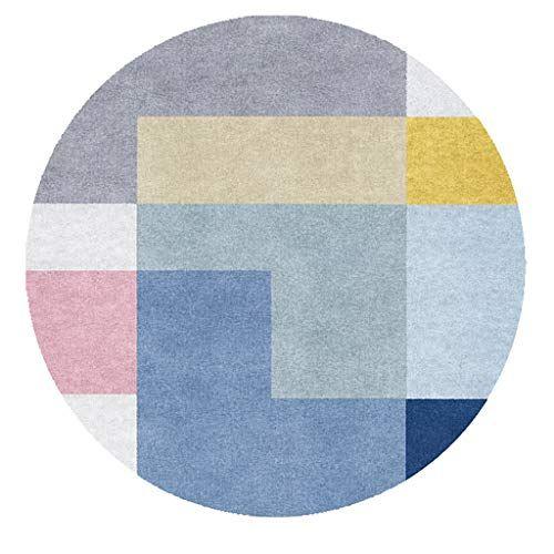 Round Carpet Round Nordic Carpet Modern Simple Basket