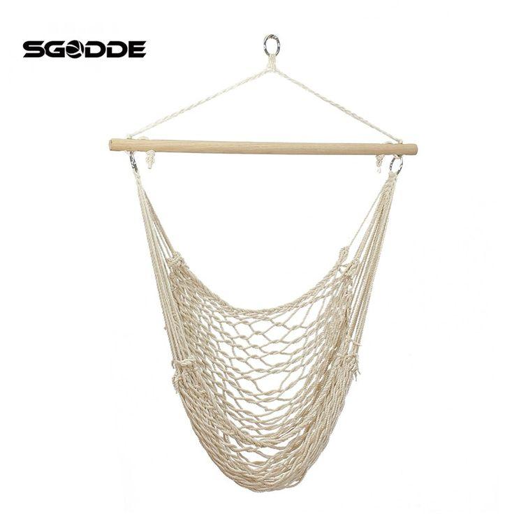 25 best indoor hanging chairs ideas on pinterest indoor for Indoor hanging rope chair