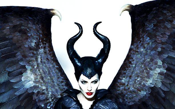 Angelina Jolie's 'Maleficent': 'I had wings … once' — VIDEO | EW.com