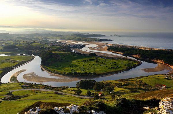 Parque Natural de las Dunas de Liencres y Estuario del Pas – Turismo Sostenible Cantabria #Cantabria #Spain