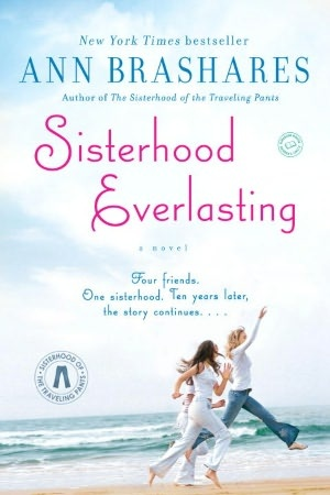 Sisterhood Everlasting --> loved this book. This was a 2-tissue box book! Def worth the read!