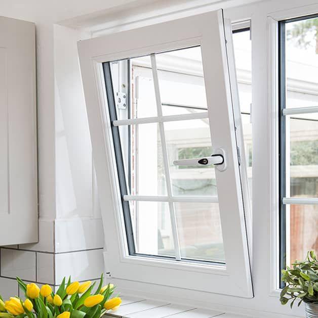 Double Glazing UPVC Glazed Windows