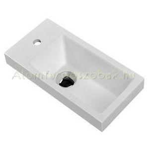 Marmy MINI 40x20 fényes fehér mosdó