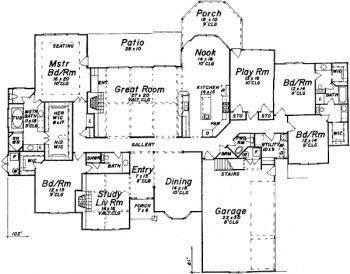 House Floor Plans Designs