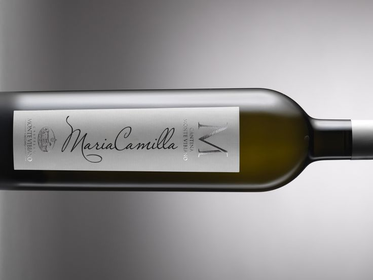 Castello Monte Vibiano Vecchio - Packaging Design: Maria Camilla Label:  http://www.keybusiness.it/clients/22/1899