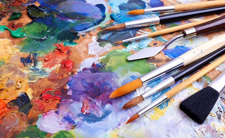 A Basic Approach to Palette Knife Painting in Oil   www.drawing-made-easy.com   #oilpainting #awesome