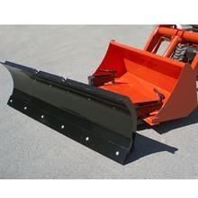 Summer or winter, the Compact Tractor Grader/Snow Blade gives your tractor a new level of utility! Spread gravel or topsoil in the warmer months, and plow snowy driveways and walkways in the winter.
