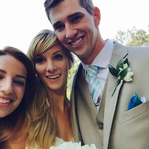 【ELLEgirl】ヘザー・モリスの結婚式に「グリー」のキャストが集結!|エル・ガール・オンライン