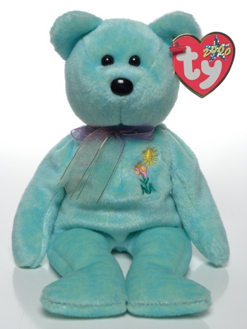 Ariel - Bear - Ty Beanie Babies