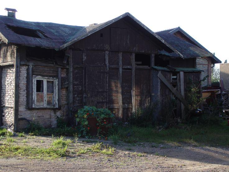 fallfärdigt hus