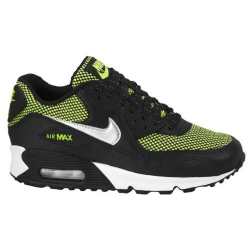 Nike Air Max 90 LE - Boys' Grade School - Running - Shoes - Black