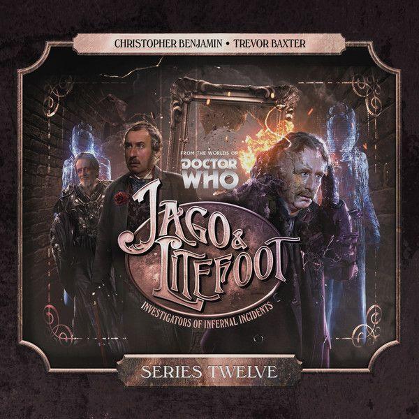 12. Jago & Litefoot Series 12
