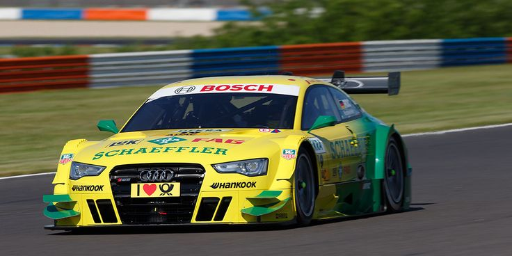 DTM History | 2013 season | DTM.com // Mike Rockenfeller has evolved into a top-calibre driver in recent years. In 2012 he was the driver with the highest point score of his manufacturer, Audi.