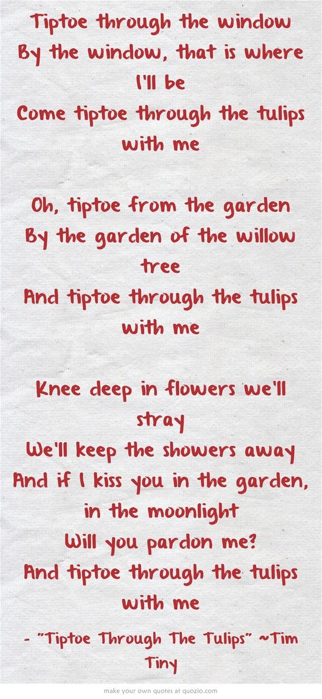 Tiptoe Through The Tulips Gyaru Makeup Tutorial: Tiptoe Through The Window By The Window, That Is Where I