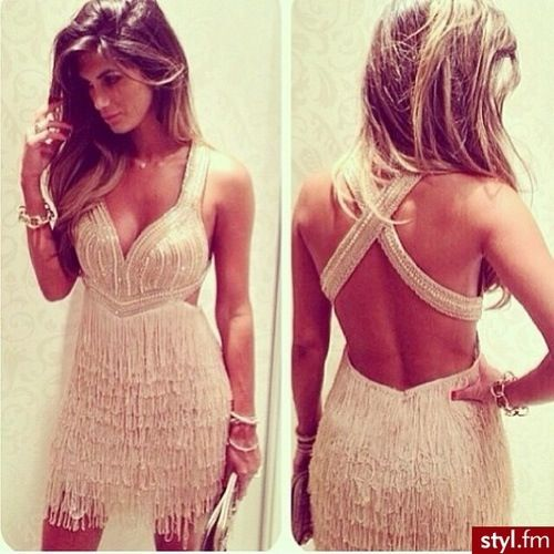 17  images about Open Back Dresses on Pinterest - New years eve ...