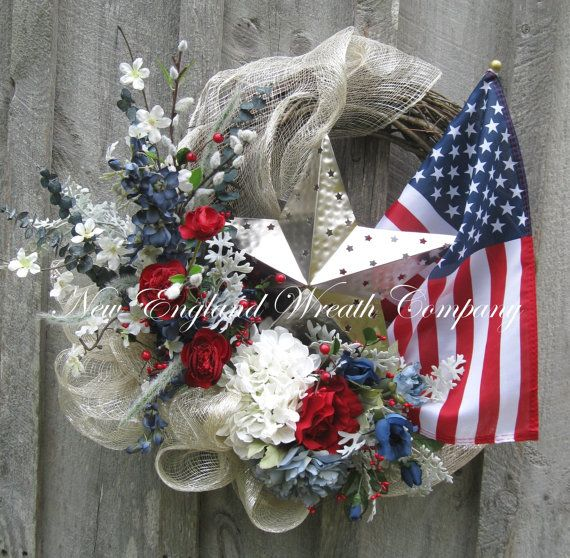 memorial day wreath laying