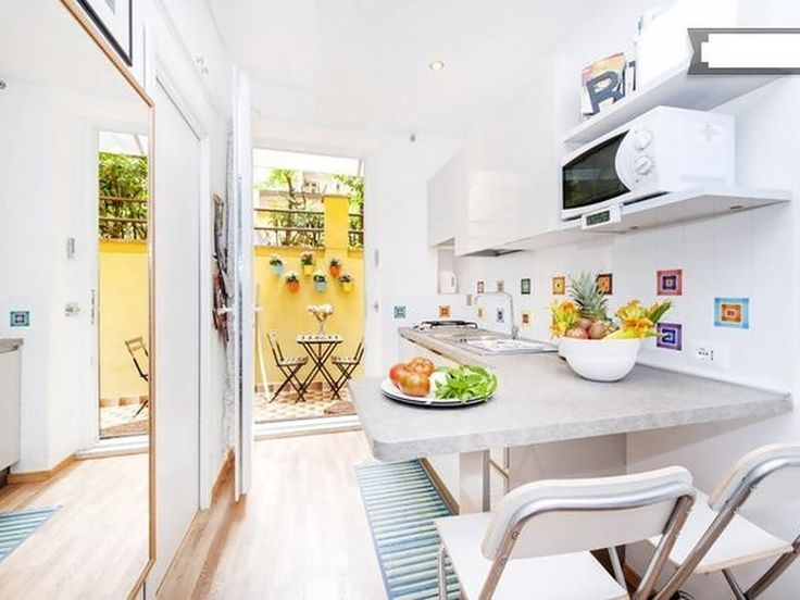 Rent the apartment MANZONI BLUE STUDIO - CHEAP&CHIC in Rome, Italy.