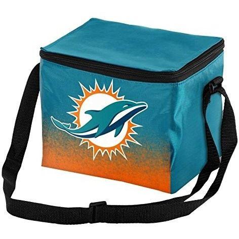 Miami Dolphins NFL 2016 Gradient 6 Pack Cooler Bag