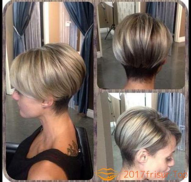 Ondeugende Korte Haarstijl Dames 2018 Short Hair Styles