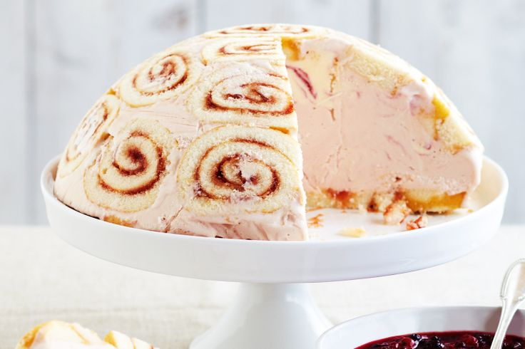 Cooking should be joyful and relaxing, so try this impressive ice cream cake for a simple and fuss-free dessert.