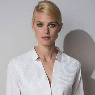 The Perfect White Shirt – By The Shirt Company Updated  2016 | Avalon & Kelly