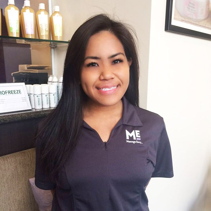 "#featurefriday Employee Feature: Meet Sheila, one of our #Massage #Therapist at our #PearlCity #Highlands #MassageEnvy #Hawaii location. #spa Sheila best vacation was to South Korea. What she likes most about her position at Massage Envy is ""helping others feel better."""