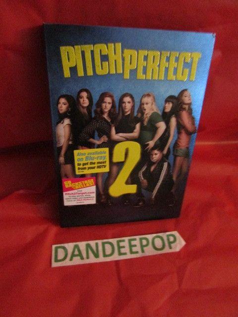 Pitch Perfect 2 DVD Movie Anna Kendrick Rebel Wilson #PitchPerfect2 #dandeepop #Bonanza