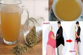 Voici la recette d'un merveilleux thé minceur qui vous permettra de perdre facilement vos kilos superflus.