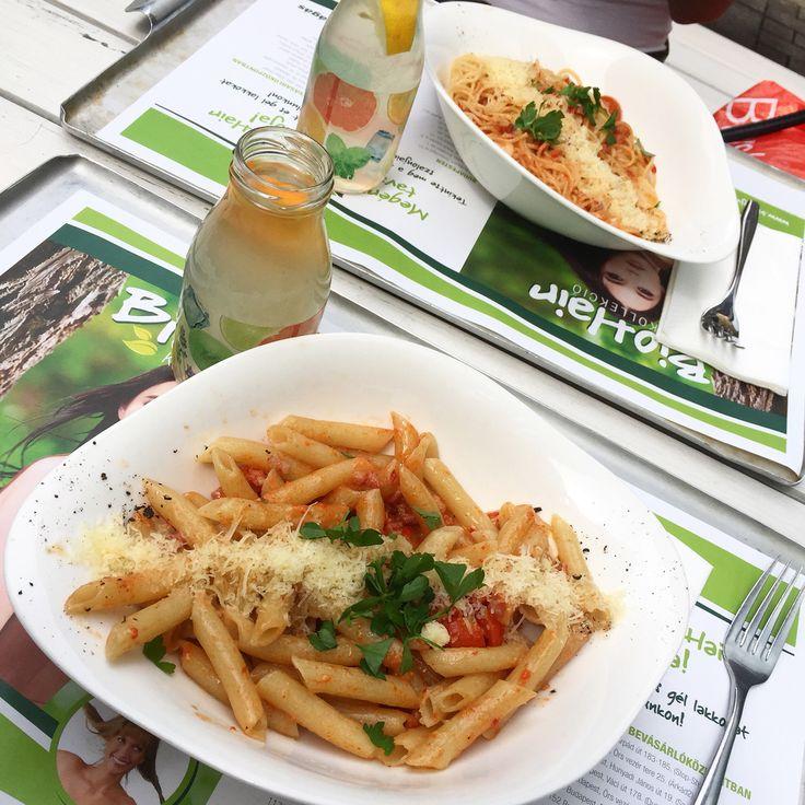 Vapiano pasta (own photo)