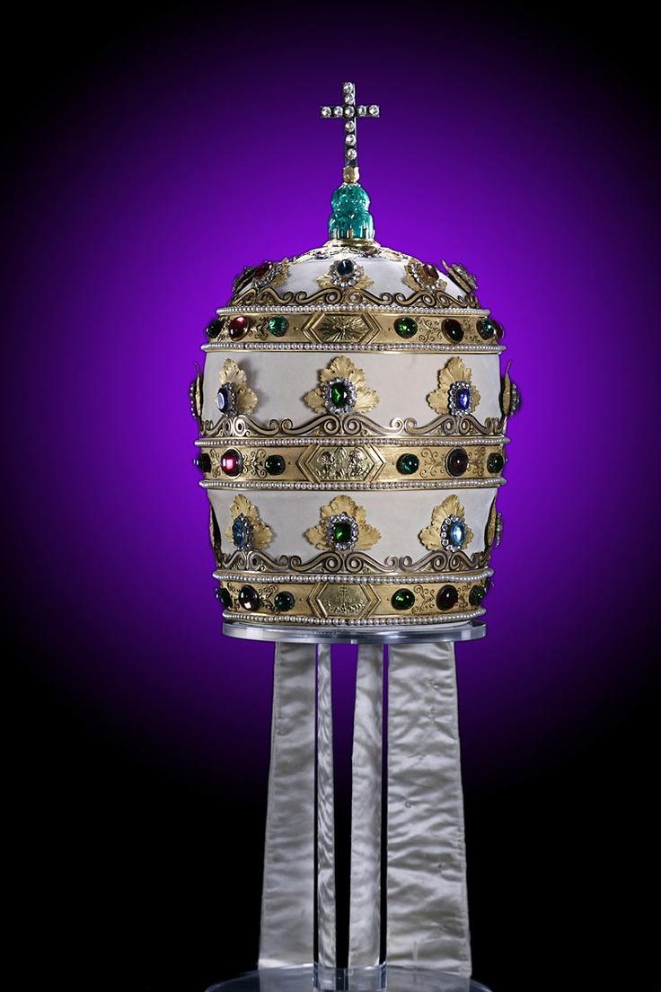 Napoleon Tiara of Pope Pius VII 1804   Royals   Pinterest ...