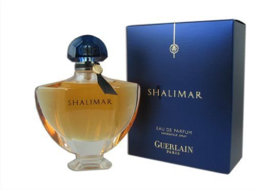 Guerlain Shalimar Eau De Parfum Spray for Women, 3 Ounce by Guerlain. $72.13. New and sealed. Eau de parfum spray. Contains natural flavors. Soft oriental voluptuous, sensual, spellbinding Tonic top notes of fresh flowers and bergamot are calmly intrepid. Like the savvy disorder of rumpled silk sheets, powdery notes of iris, jasmine and rose suggest or promise sensual embraces. The creamy softness of addictive vanilla, the penetrating charm of iris, the balmy rou...