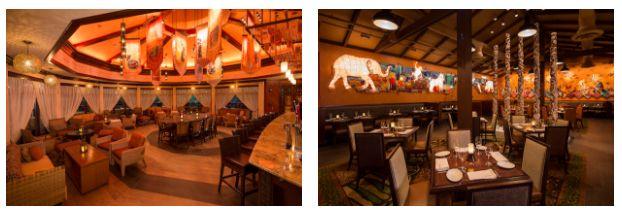 Tiffins Restaurant now open in Disney's Animal Kingdom