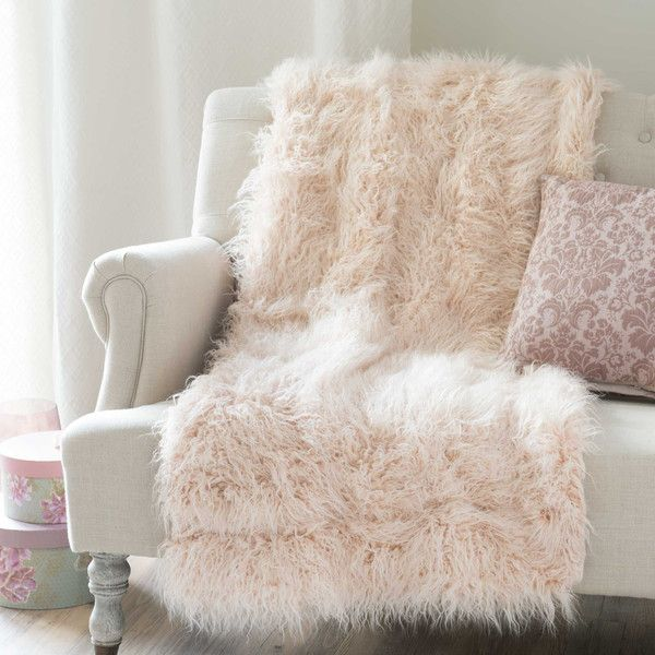 Best 25+ Fur Throw Ideas On Pinterest