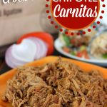"""Crock Pot Copycat Chipotle Carnitas *Get more RECIPES from Raining Hot Coupons here* *Pin it* by clicking the PIN button on the image above! Repin It Here One of my favorite """"fast food"""" restaurants is Chipotle and if you've never been there, I highly recommend it. This copycat recipe is for their Carnitas and guess …"""