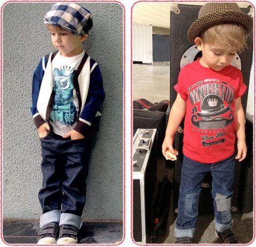 Furious Kingston Autumn Winter 2012 - Rockabilly Style for Kids